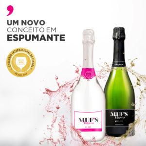 Presente nos melhores Eventos de Curitiba e Região – Espumante Muf's Reserve.