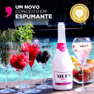 1º Esp Ice Rosé Lançado no Brasil – Adega Muf's