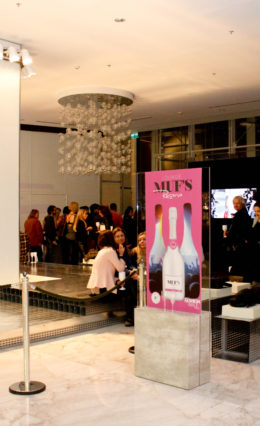 MUF´S RESERVE ASSINA LOUNGE NO PÁTIO BATEL FASHION WALK