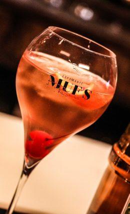 Como fazer o Mimosa Espumante Muf's Reserve – Ice Rose.