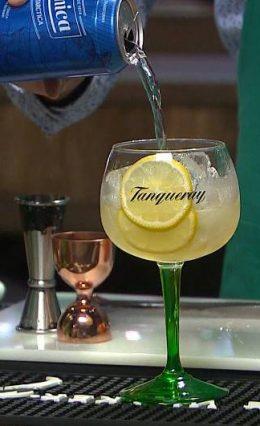 Como fazer o Lemon Shake – Bar da Madruga