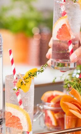 Confira receitas para a realização de Drinks em casa