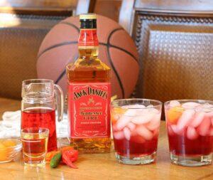 Receitas Jack Daniel's Fire