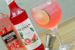 Aprenda fazer drinks refrescantes