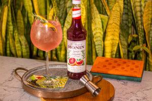 7 Drinks com Monin