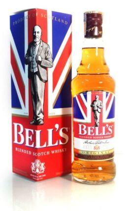 Whisky Bell's – História e Drinks