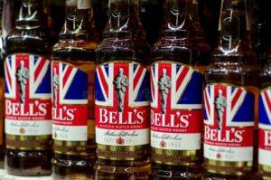 Whisky Bell's - História e Drinks