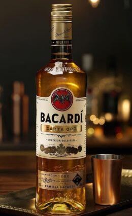 Rum Bacardi – História e Drinks