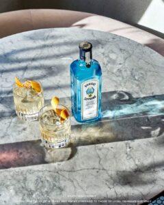 Gin Bombay - História e Drinks