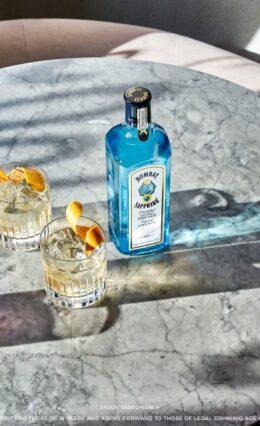 Gin Bombay – História e Drinks