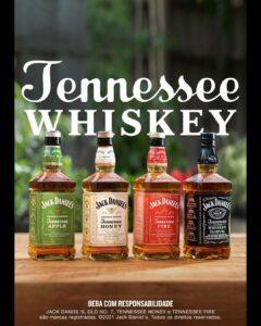 Whisky Jack Daniel's - História e Drinks