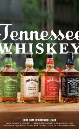 Whisky Jack Daniel's – História e Drinks