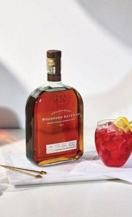 Whisky Woodford Reserve – História e Drinks