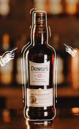 Whisky Dewar's – História e Drinks