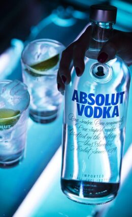 Vodka Absolut – História e Drinks