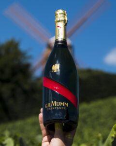 Champagne Mumm – História e Drinks