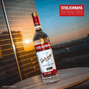 Vodka Stolichnaya – História e Drinks