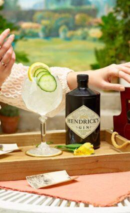 Gin Hendrick's – História e Drinks