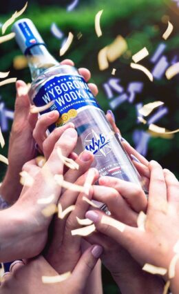 Vodka Wyborowa – História e Drinks