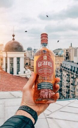 Whisky Grant's – História e Drinks