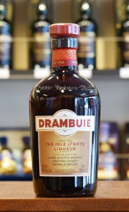 Licor Drambuie – História e Drinks